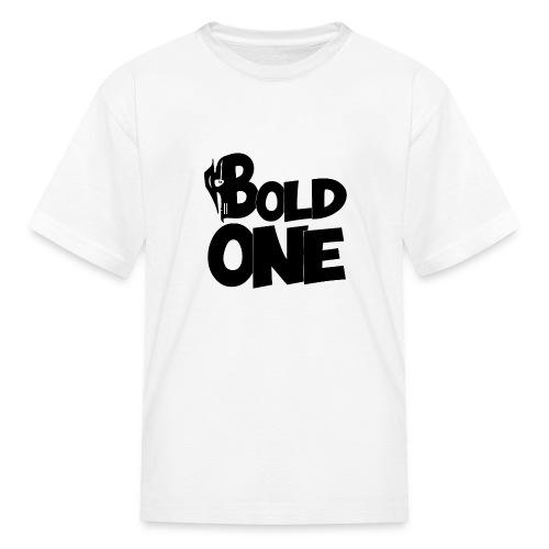 BOLD ONE T-SHIRT KIDS - Kids' T-Shirt