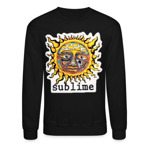 Sublime 40 oz to Freedom Crewneck - Crewneck Sweatshirt