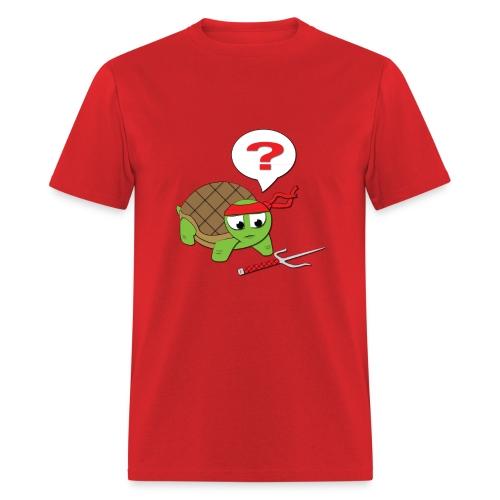 Baby Turtle Raphael - Men - Men's T-Shirt