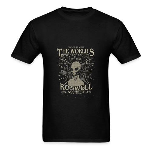 Aliens & Ufos for Roswell Birthday - Men's T-Shirt