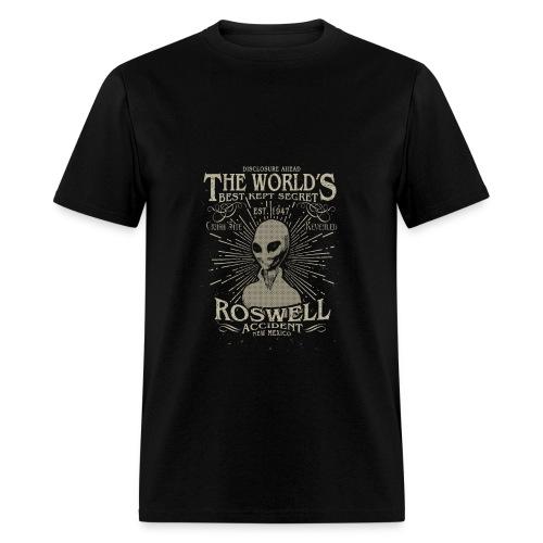 Aliens & Ufos for Roswell Birthday - Men's T-Shirt