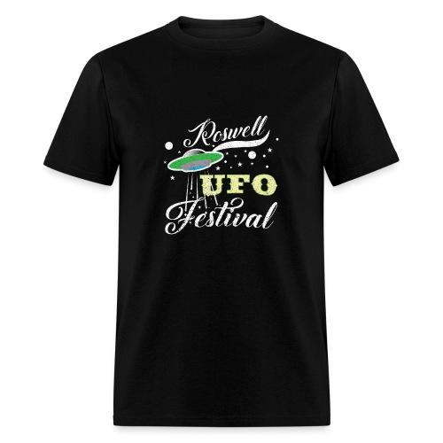 ROSWELL UFO FESTIVAL - Men's T-Shirt
