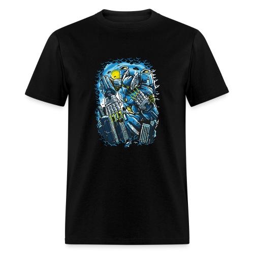 Destroy the city - Men's T-Shirt