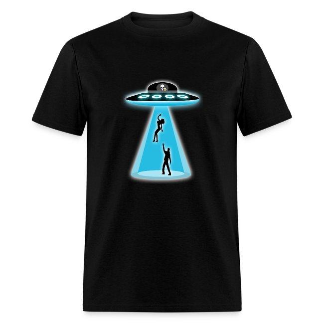 Funny Alien UFO Abduction