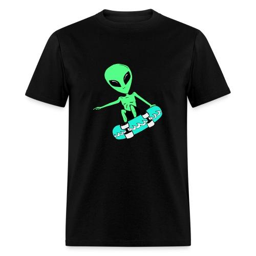 UFO Skater - Men's T-Shirt