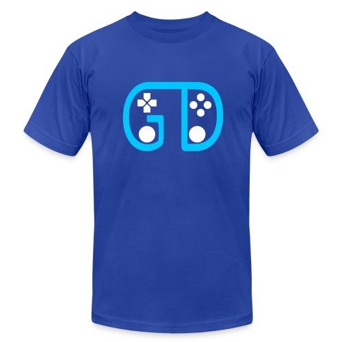 Game Domain Logo T-shirt - Men's  Jersey T-Shirt