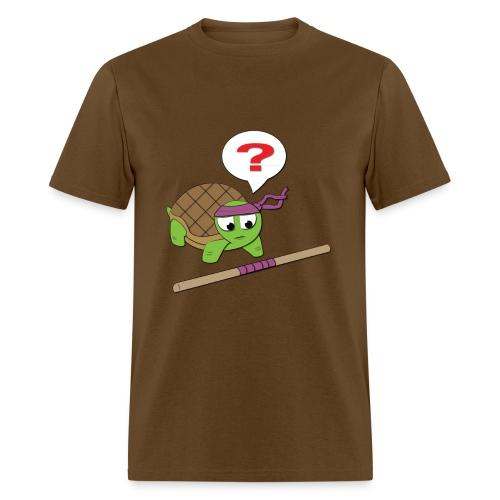 Baby Turtle Donatello - Men - Men's T-Shirt