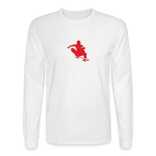 Red rider (long sleeve) - Men's Long Sleeve T-Shirt