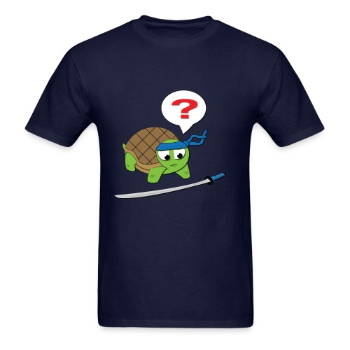 Baby Turtle Leonardo - Men - Men's T-Shirt
