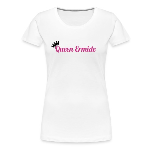 Queen E Tee - Women's Premium T-Shirt