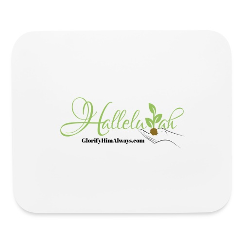 HalleluYah Mouse Pad - Mouse pad Horizontal