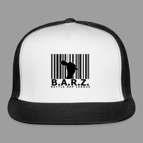 BARZ Battle Rap League Logo - Trucker Cap