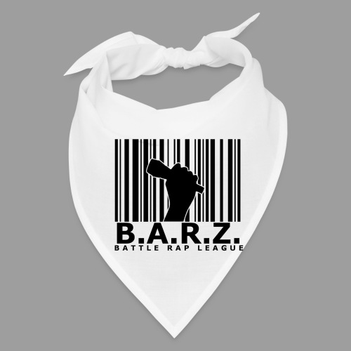 BARZ Battle Rap League Logo - Bandana