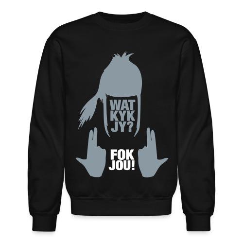 Wat Kyk Jy? Crew 2 - Crewneck Sweatshirt