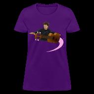 T-Shirts ~ Women's T-Shirt ~ Guitar surf