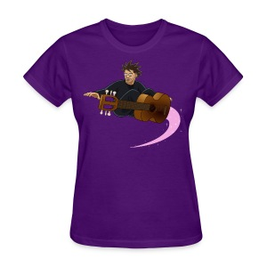 Guitar surf - Women's T-Shirt