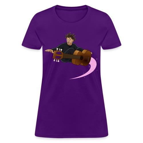 Guitar surf - Women's T-Shirt