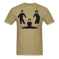 T-Shirts ~ Men's T-Shirt ~ Rectal Dudes
