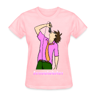 T-Shirts ~ Women's T-Shirt ~ Gooseman singing