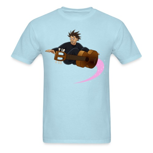 Guitar surf - Men's T-Shirt
