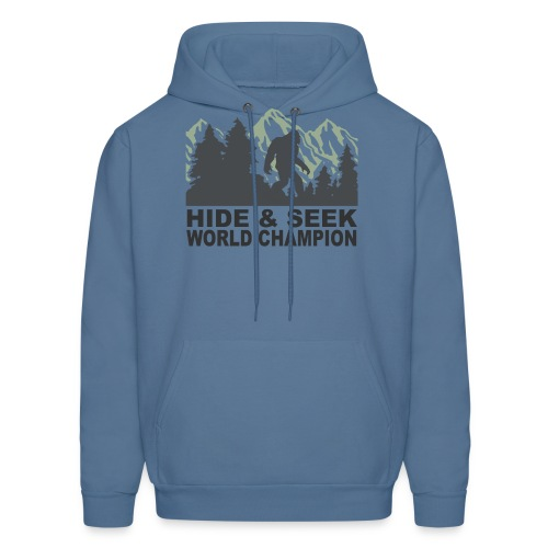 Hide & Seek World Champ! - Men's Hoodie