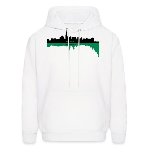 the world whitout us - Men's Hoodie