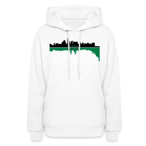 the world whitout us - Women's Hoodie