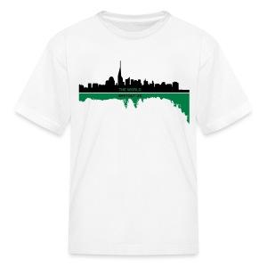 the world whitout us - Kids' T-Shirt