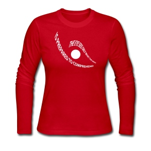 the eye - Women's Long Sleeve Jersey T-Shirt