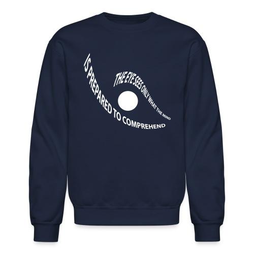 the eye - Crewneck Sweatshirt