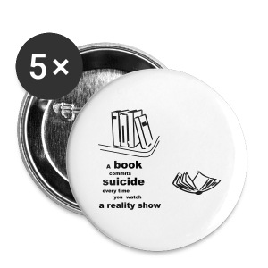book - Large Buttons