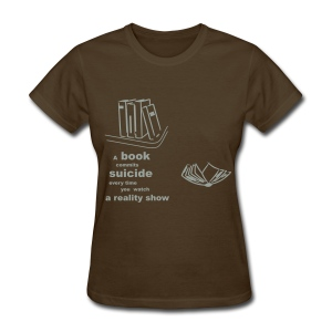 book - Women's T-Shirt