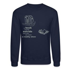 book - Crewneck Sweatshirt