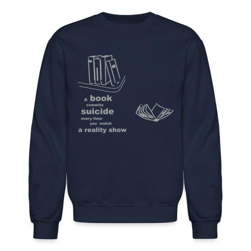 book - Crewneck Sweatshirt