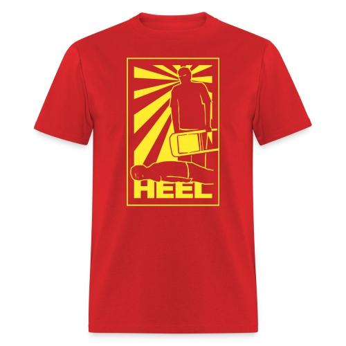 Heel Propaganda (Men) - Men's T-Shirt