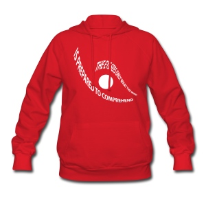 the eye - Women's Hoodie