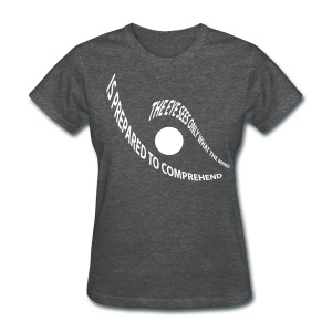 the eye - Women's T-Shirt