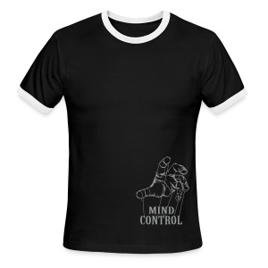 mind control - Men's Ringer T-Shirt