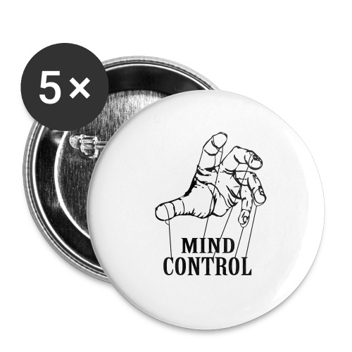 mind control - Small Buttons
