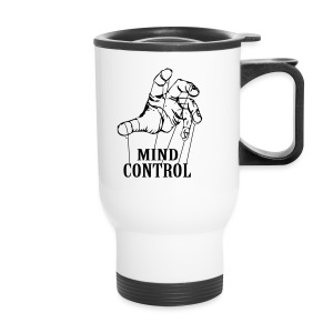 mind control - Travel Mug