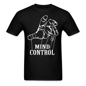 mind control - Men's T-Shirt