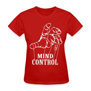 mind control - Women's T-Shirt