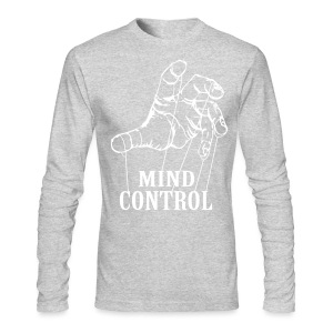 mind control - Men's Long Sleeve T-Shirt by Next Level