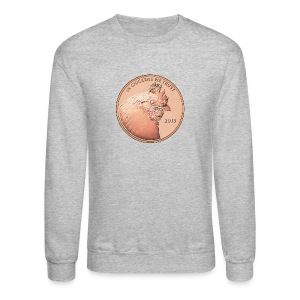 In chickens we trust - Crewneck Sweatshirt