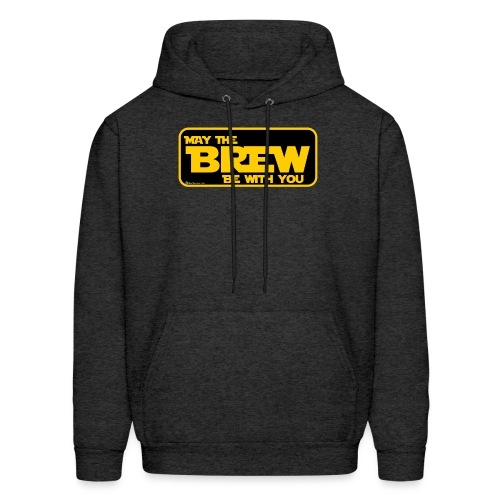 May The Brew Be With You Men's Hoodie - Men's Hoodie