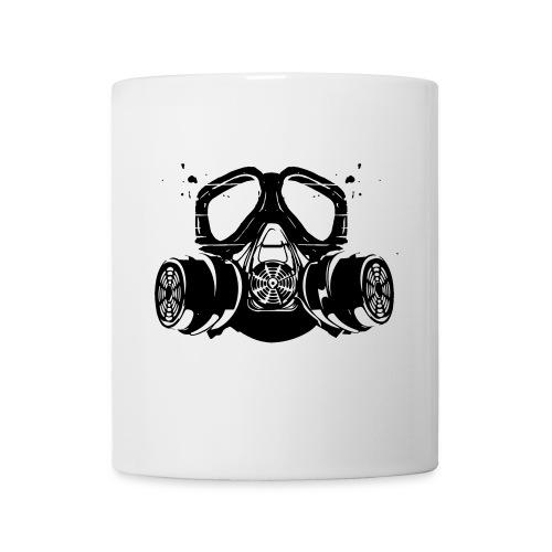 gas mask - Coffee/Tea Mug