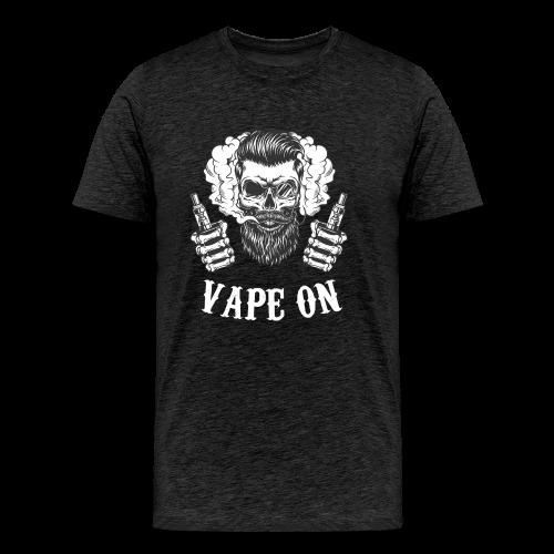 Vape Zone Vaper Gift - Men's Premium T-Shirt