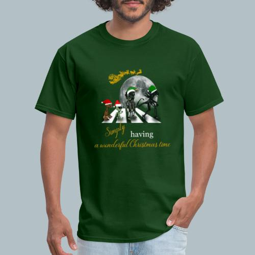 Alien Road Famous Album Cover - Men's T-Shirt