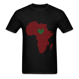 For the Love of Africa - Men's T-Shirt