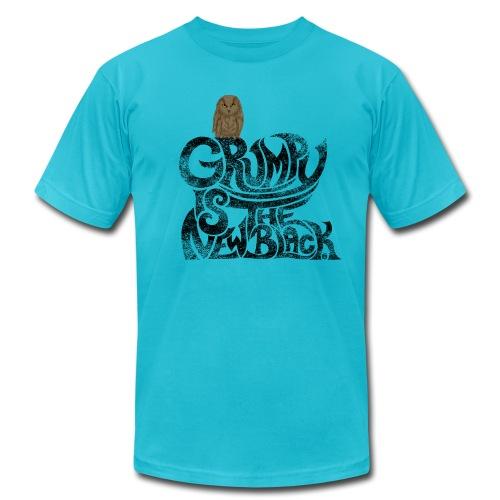 Grumpy is.... - Men's Fine Jersey T-Shirt